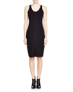 Eileen Fisher  - Racerback Tank Dress
