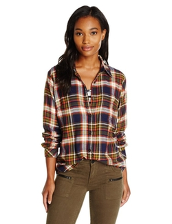 Dickies - Plaid Flannel Shirt