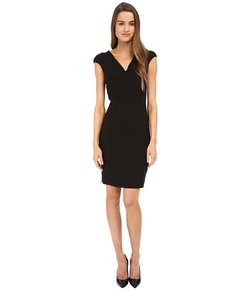 Armani Jeans - Cap Sleeve Sheath Dress