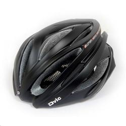 Dvic  - V200 Rear Light Intalled Helmet