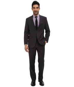 U.s. Polo Assn. - Micro Shape Solid Notch Lapel Suit