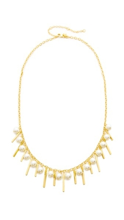Rebecca Minkoff - Bead Bar Collar Necklace