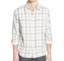 Grayers - Durham Regular Fit Check Sport Shirt