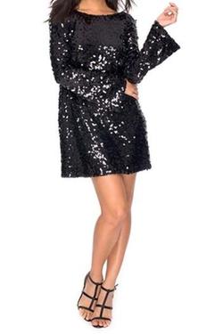 Motel Rocks - Scoop Back Dress