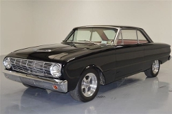 Ford  - 1963 Falcon Coupe Car