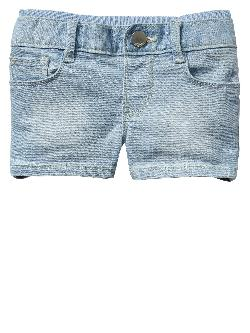 Baby Gap - Pull-on denim shorts