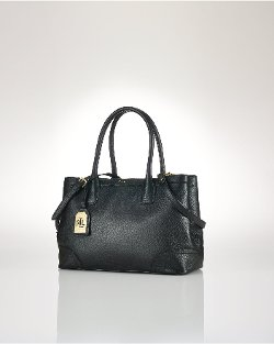 Ralph Lauren - Leather City Shopper Bag