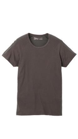 Robert Geller Seconds  - Crew Neck T-Shirt