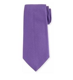 Armani Collezioni - Woven Neat Micro-Dot Tie
