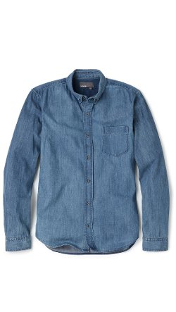 Vince  - Melrose Denim Shirt