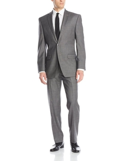 Calvin Klein - Two-Button Side-Vent Suit