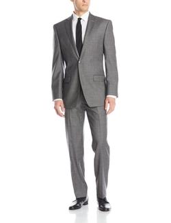 Calvin Klein - Two-Button Side-Vent Suit