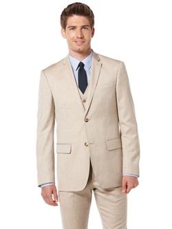 Perry Ellis International - Textured Suit Jacket