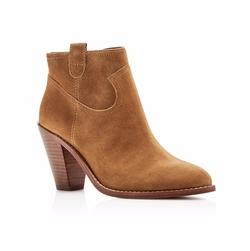 Ash - Ivana Western Mid Heel Booties