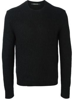 Neil Barrett - Ribbed Knit Sweater