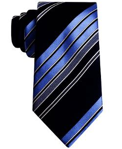 Donald J. Trump  - Agate Stripe Tie