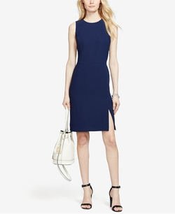 Lauren Ralph Lauren - Sleeveless Sheath Dress