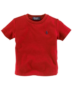 Ralph Lauren  - Crew Neck T-Shirt