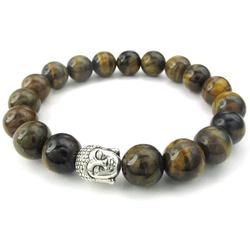 KONOV Jewelry - Tiger Eye Gemstone Bracelet