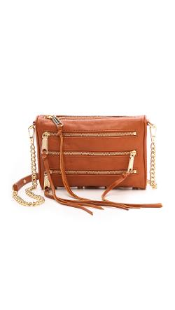 Rebecca Minkoff  - Mini 5 Zip Bag