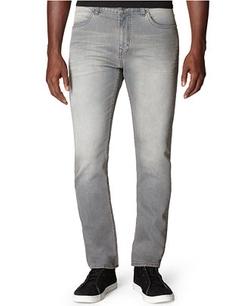 Calvin Klein Jeans  - Straight Leg Marine-Wash Jeans