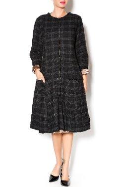 Shoptiques - Princess Plaid Coat