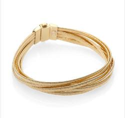Marco Bicego  - 18K Gold Multi-Strand Bracelet