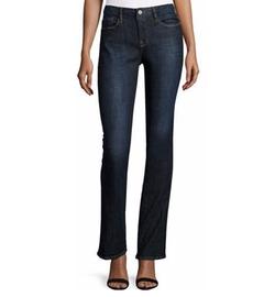 Frame - Le Mini Boot-Cut Jeans
