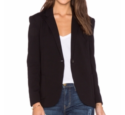 Getting Back To Square One - Notch Lapel Blazer