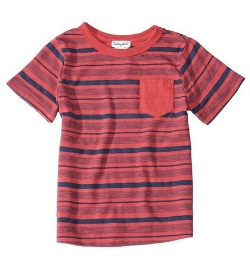 Splendid - Little Boy Stripe T-Shirt