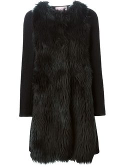 Giamba   - Faux-Fur Coat