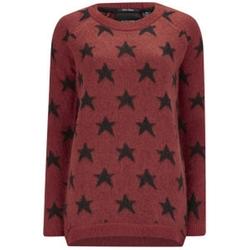 Maison Scotch - Stars Fluffy Knit Jumper