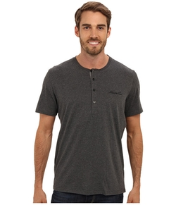 Kenneth Cole Reaction - Super Soft Henley Tee Shirt