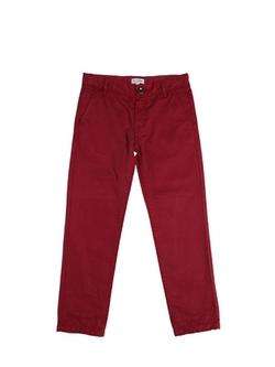 Paul Smith Junior - Gabardine Chino Pants