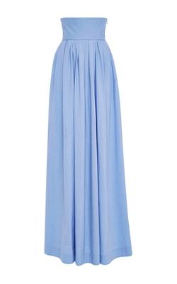 Rosie Assoulin - Morning After Cotton Maxi Skirt