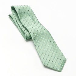 Croft & Barrow - Dotted-Grid Tie