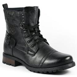 Polar Fox - Mens Military Ankle Boot