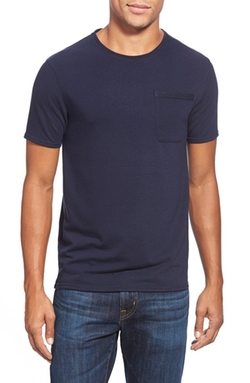 W.R.K  - Bona Pocket Crewneck T-Shirt