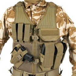 Blackhawk  - Omega Cross Draw/Pistol Mag Vest