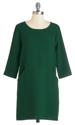 Mod CLoth - Classic Lit Lecture Dress