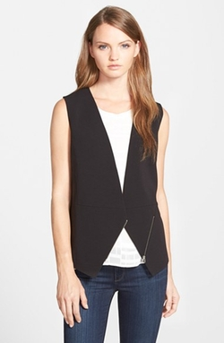 Trouvé - Asymmetrical Vest