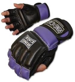 Ring to Cage - Womens MMA Kickboxing Fitness Bag Gloves