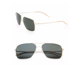 Oliver Peoples - Clifton Aviator Sunglasses