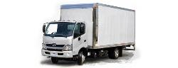 Hino  - 2015 195 Box Truck
