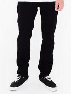 American Apparel - Slim Slack Denim Pants