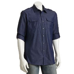 Apt. 9 - Casual Button-Down Shirt