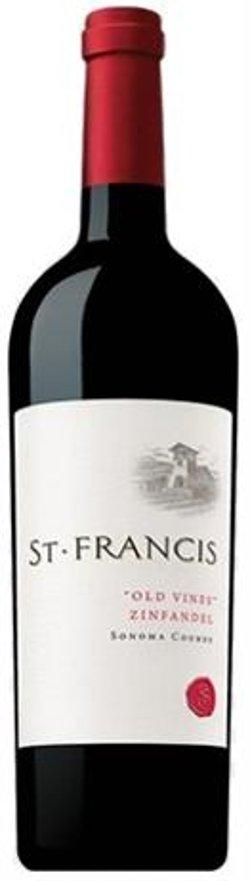 St. Francis Old Vines Zinfandel - Red Wine
