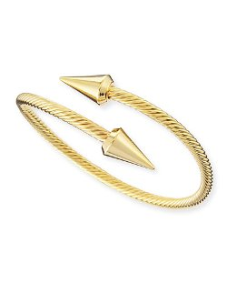 Jules Smith   - Zoe Wrap Spike Bracelet