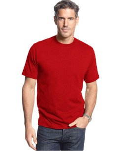 John Ashford  - Short Sleeve Crew Neck T Shirt
