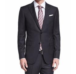 Ermenegildo Zegna - Textured Solid Two-Piece Suit